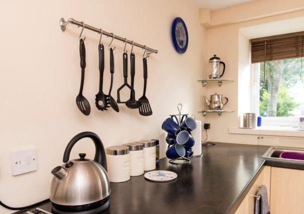 The Kitchen at Lavender Cottage