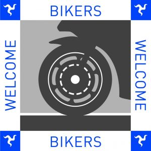 We welcome bikers at Ballacamaish Farm stay self catering cottages