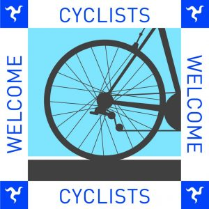 We welcome cyclists at Ballacamaish Farm stay self catering cottages