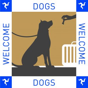 We welcome dogs in this cottage